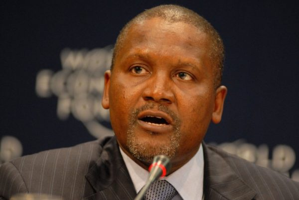 Kano Ex-Speaker bribery allegation embarrassing: Aliko Dangote