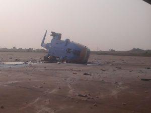 Aircraft Air Force Nigeria
