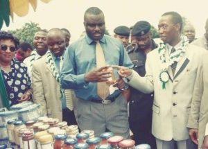 ImageFile: APC O'tega Emerhor lashes Ibori over Okowa's endorsement