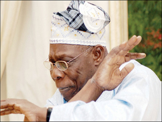 Stop calling me Matthew if you don't want to see my 'red eye' – Obasanjo