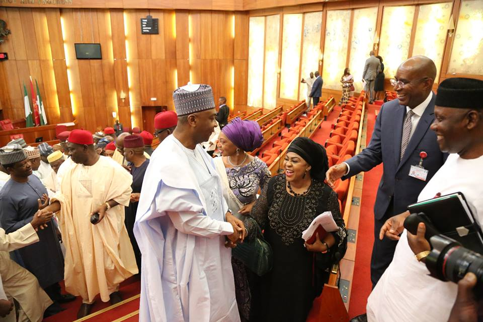 ImageFile: Transport reforms: Senate inaugurates, charges Technical Committee