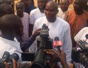 ImageFile: Why Senator Ovie Omo-Agege finally moved camp to the APC