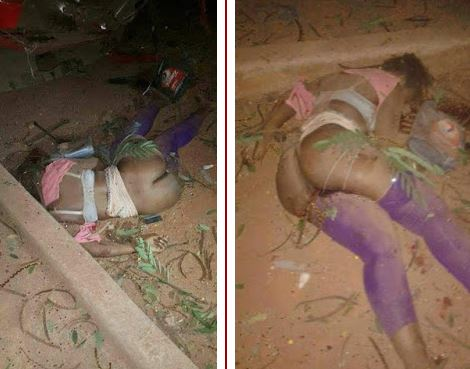 Graphic Photos 4 Final Year Nursing Students Killed In
