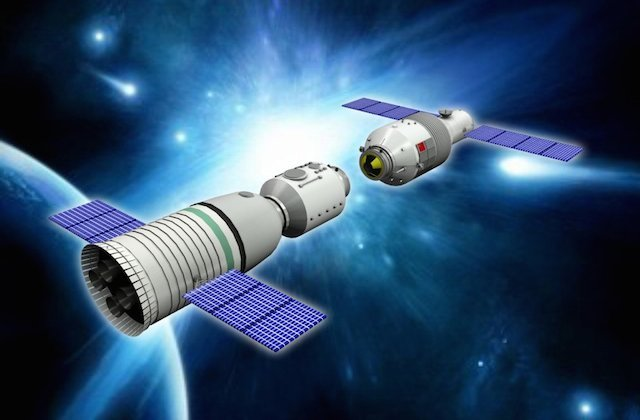 ImageFile China set to launch cargo spacecraft