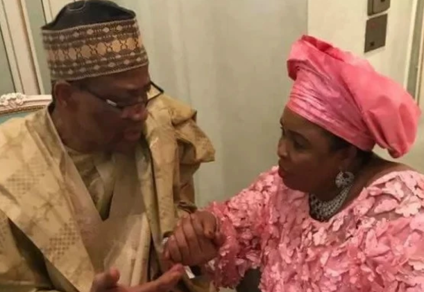 Senators, ex-governors, Jonathan attend Babangida daughter's wedding