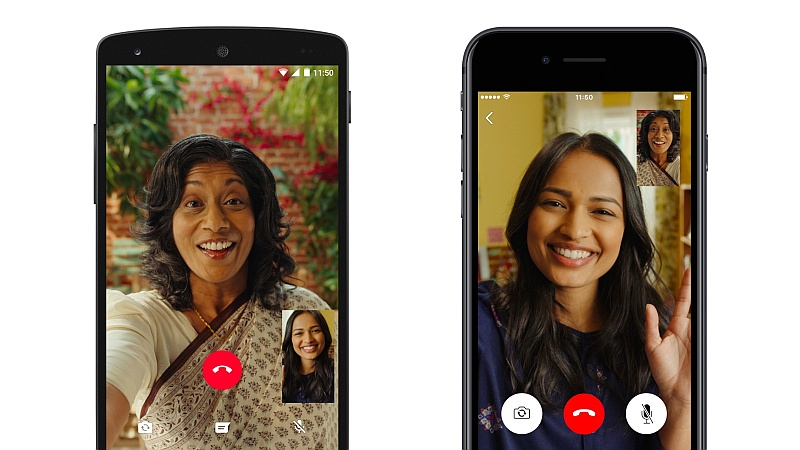 WhatsApp users now making 55 million video calls a day!