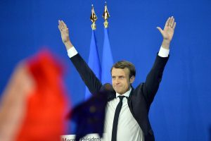 ImageFile: Japanese auto firm worried over newly elected France President Macron