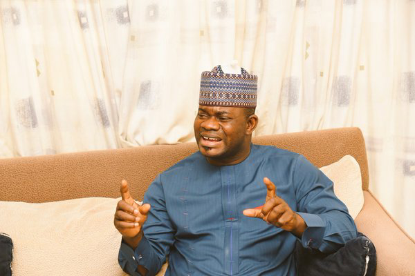 Ignore calls for restructuring, Gov Yahaya Bello tells FG, Nigerians