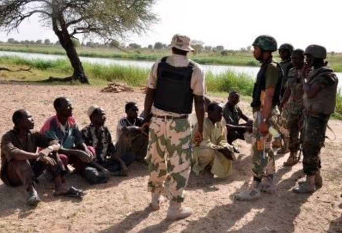 Soldiers repel Boko Haram attacks in Maiduguri