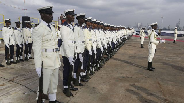 Navy declares 43 officers wanted