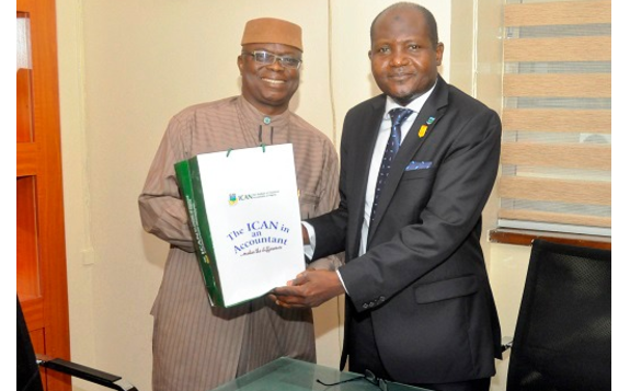 DavoDani to partner ICAN in providing funding for accountants