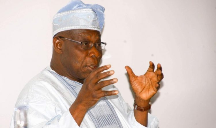 We must stop 'blame games' to end banditry, insecurity - Obasanjo