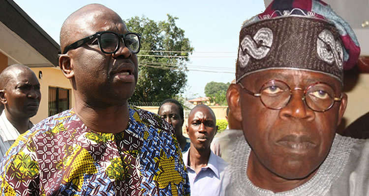 How I will emerge Nigeria's President - Governor Fayose