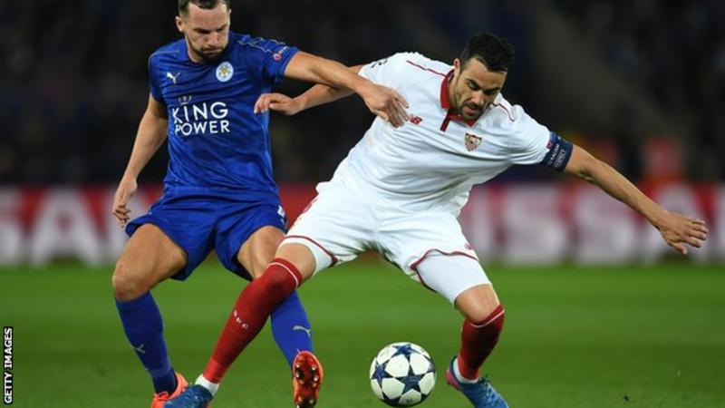 Leicester agree fee for Sevilla star Iborra