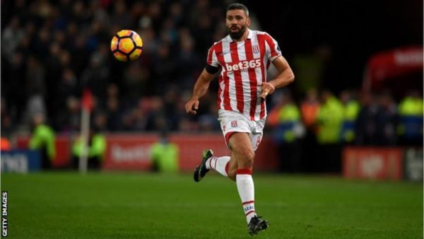 Jon Walters has completed his move away from Stoke City