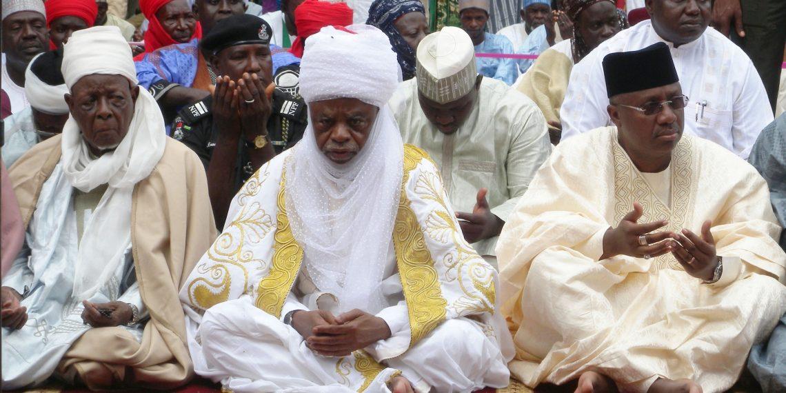 Lamido of Adamawa preaches unity at Sallah