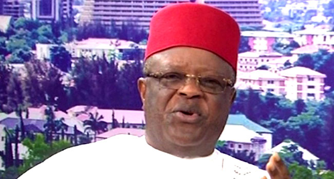 BREAKING: Ebonyi State Governor tests positive for COVID-19