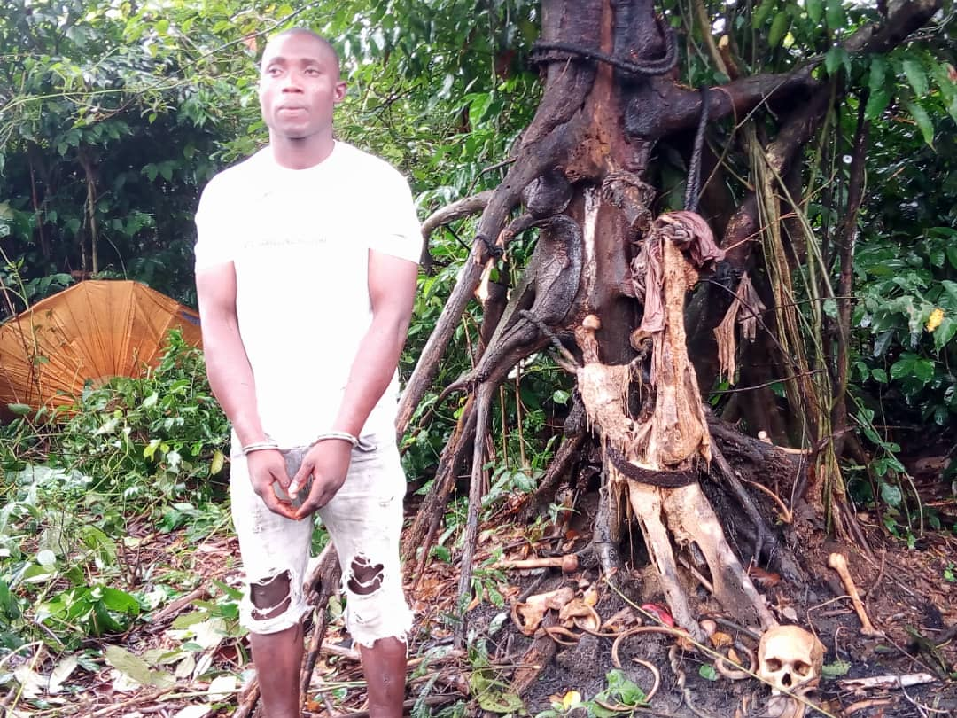 Police discover decomposing body of kidnap victim in Rivers