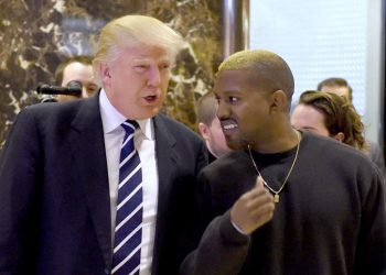 Kanye West announces U.S. presidential bid