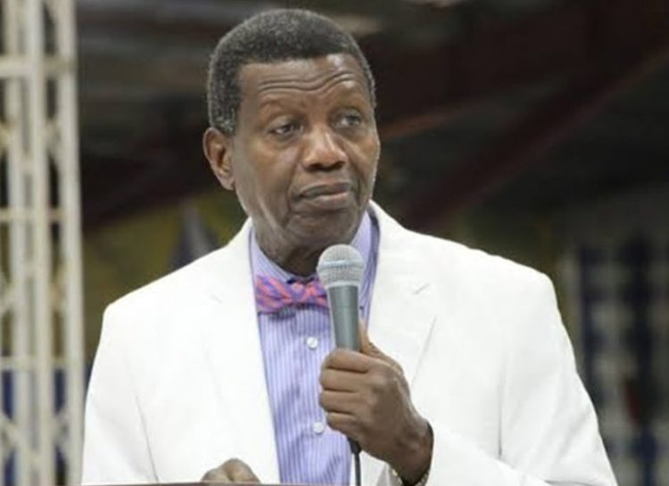 My friends left me for serving non-alcoholic drinks-Adeboye