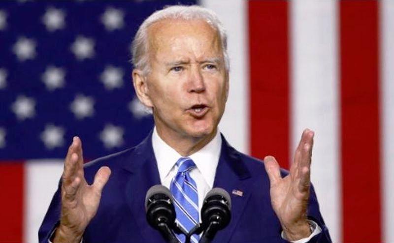 Biden vows end to 'American darkness'