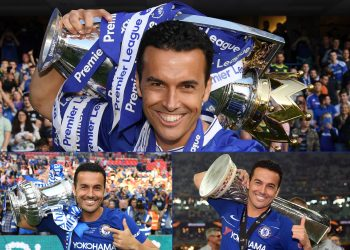 BREAKING: Pedro bids farewell to Chelsea after excruciating humiliation