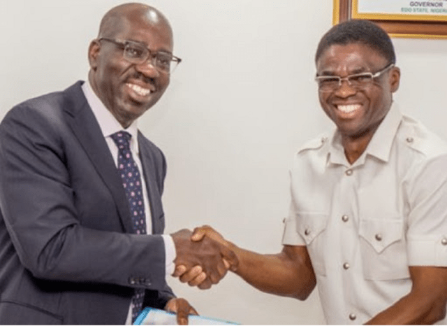 My deputy is loyal, helpful to our administration - Obaseki