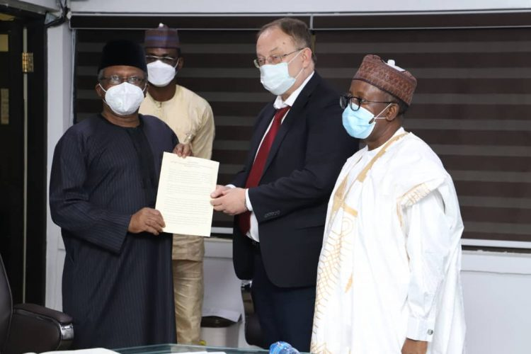 JUST IN: Russia's COVID-19 vaccine lands in Nigeria, FG expresses interest