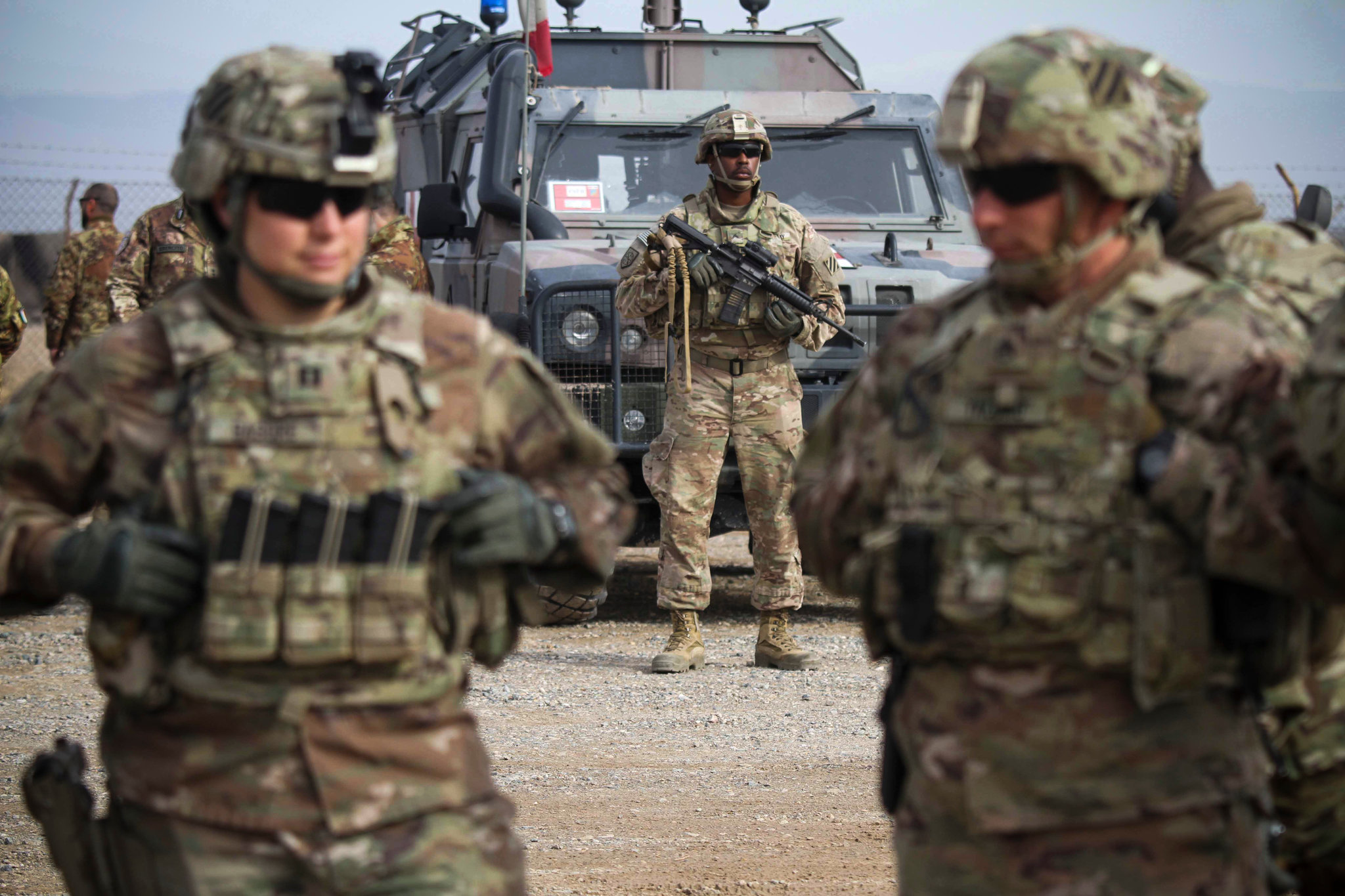 US military rescue abducted American in Nigeria