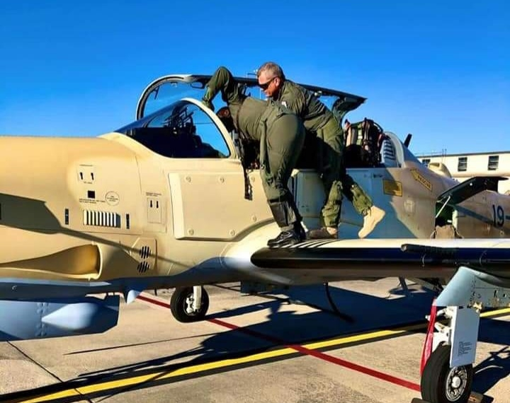 Insecurity: Super tucano aircrafts on the way from USA - NAF