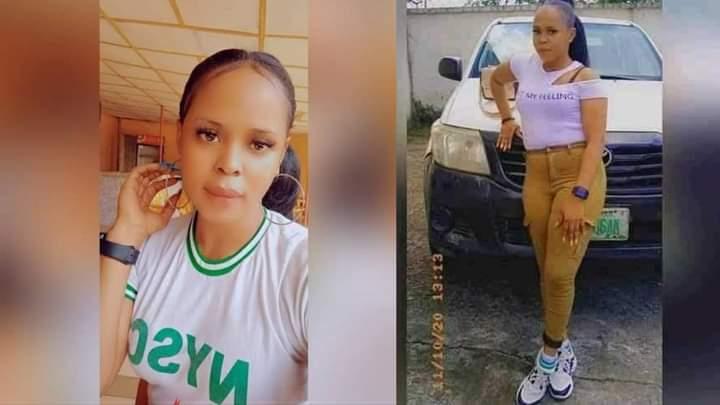 'I killed him in self-defence' - Corps member who killed 'lover' in Akwa Ibom tells police
