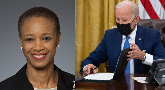 Biden picks another Nigerian for top U.S. job