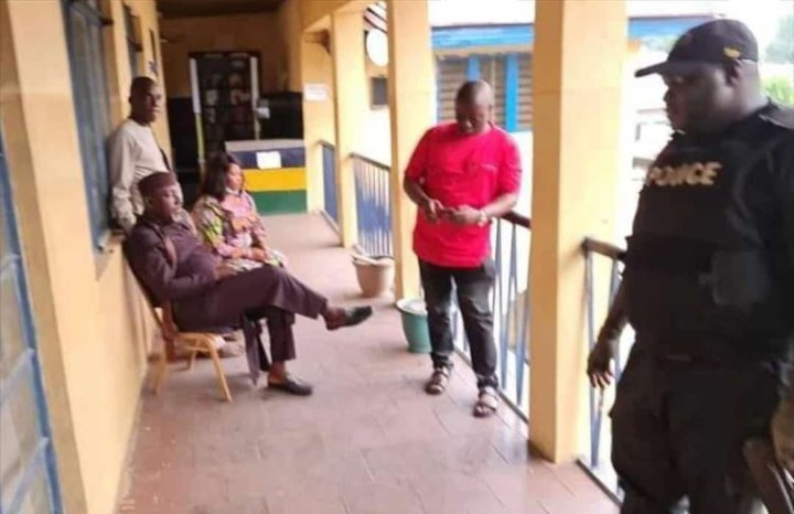 Okorocha, wife arrested over alleged forceful entry into sealed property in Imo