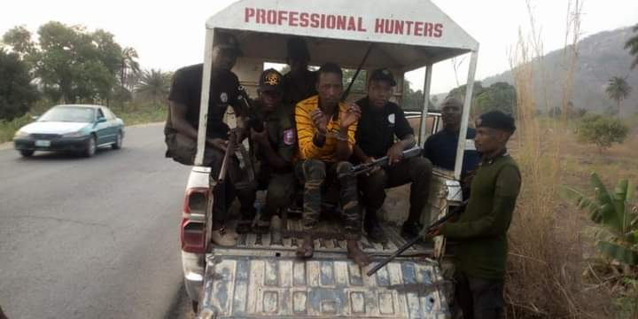 JUST IN: Leader of kidnap gang terrorising Lokoja-Okene road arrested