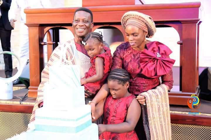 How Pastor Adeboye's look alike son, Dare died